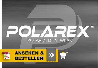 Deckblatt des Polarex Katalogs