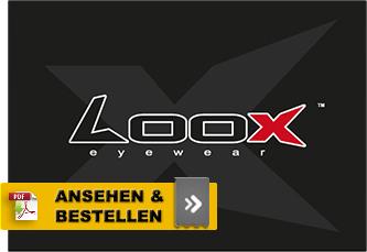 Deckblatt des Loox Eyewear Katalog