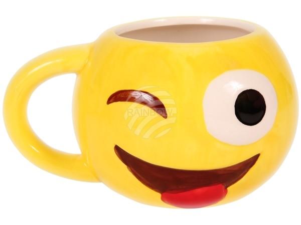 Emoticon Emoji Tasse