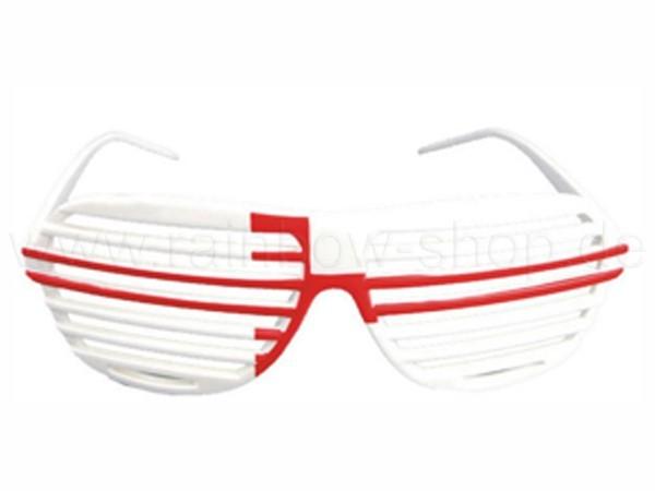 V-820EN VIPER  Form: Shuttershades, Atzenbrille Farbe: Flagge England