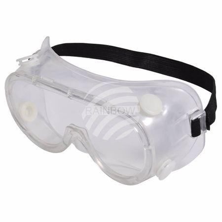 VSB-01 VIPER Schutzbrille Überbrille Vollsichtbrille Schutz gegen Flüssigkeiten Tröpfchen Spritzer