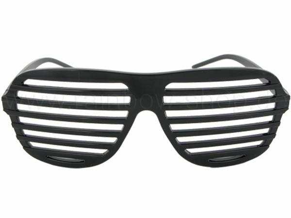 V-820a VIPER  Form: Shuttershades, Atzenbrille Farbe: schwarz